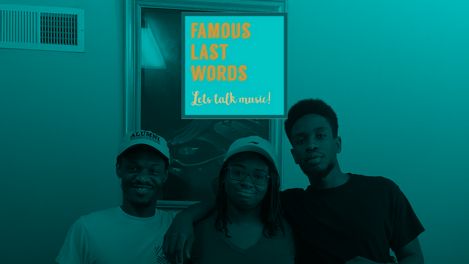 """FLW: Let's Talk Music!"" (ft. Alex Aff & DCM) [LISTEN NOW]"
