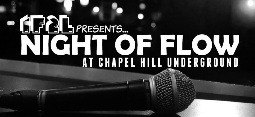 NIGHT OF FLOW (CHAPEL HILL, NC)
