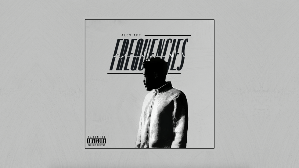 "Alex Aff - ""FREQUENCIES"" [EP]"