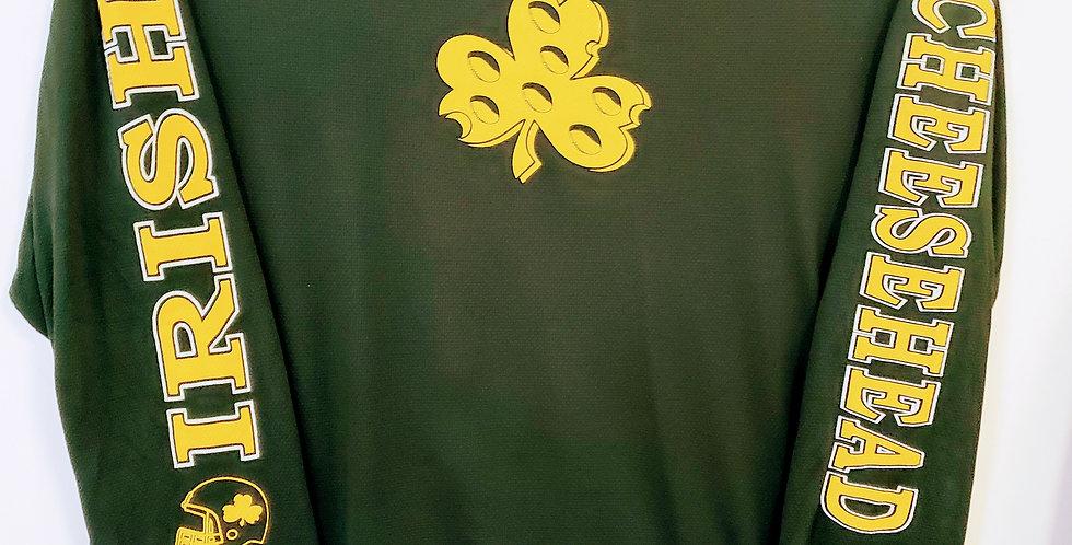 Irish Cheeshead Long Sleeve