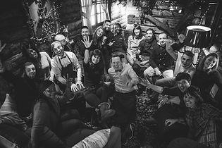 Equipe La Ferme Hiver 2020