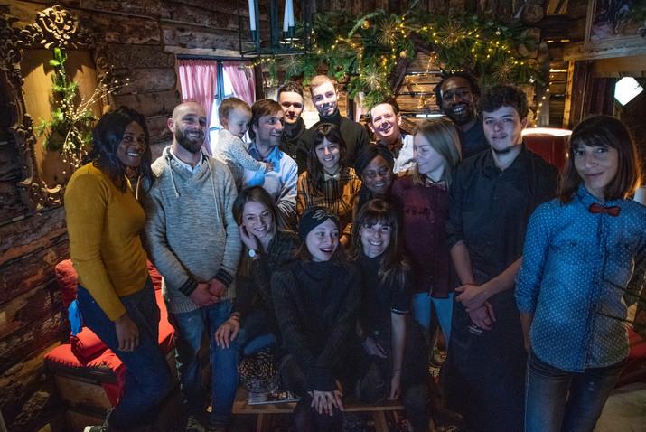 La Ferme dream team Hiver 2020