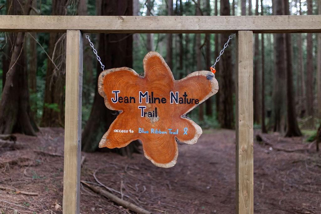 Jean Milne Nature Trail sign.jpg