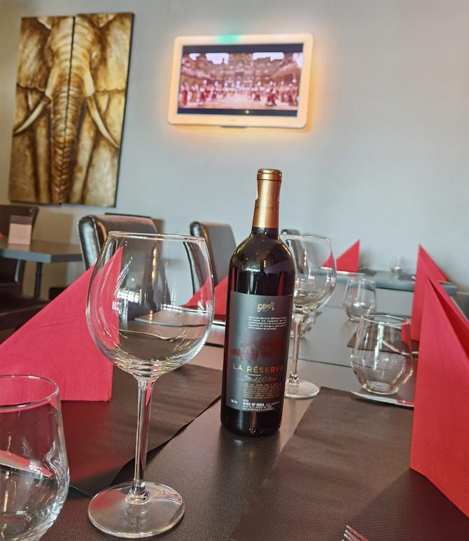"""Vivez l'expérience de découvrir un vin Indien d'un subtil mélange de Cabernet-Sauvignon et Syrah."""""""