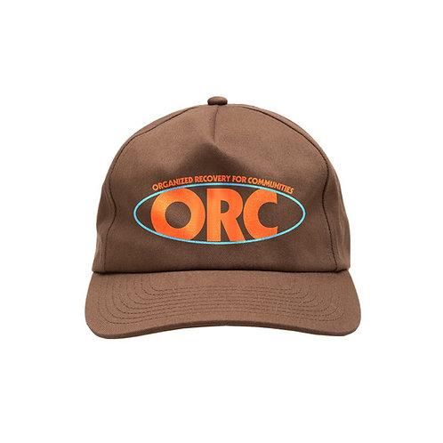 Brown ORC Snapback
