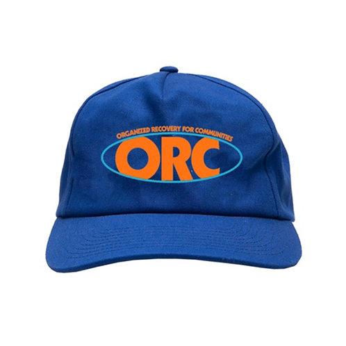 Royal Blue ORC SnapBack