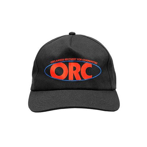 Black ORC Snapback