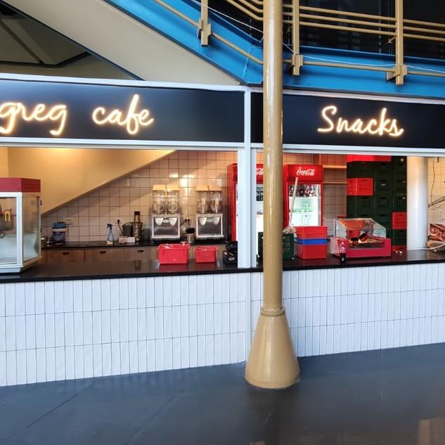 קפה גרג- מרכז הקונגרסים, חיפה