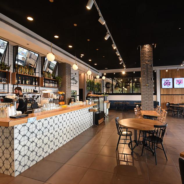 קפה גרג- חוצות המפרץ, חיפה