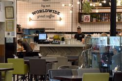 קפה גרג, סניף הקניון הגדול פתח תקווה