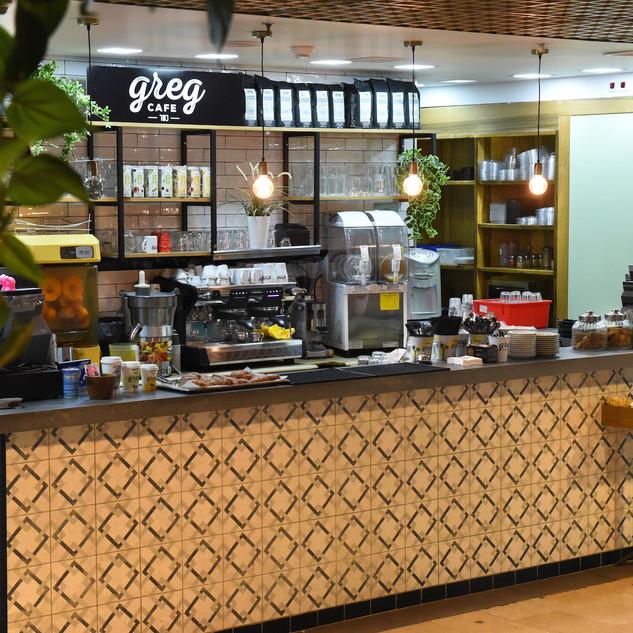 קפה גרג- דיזינגוף סנטר, תל אביב