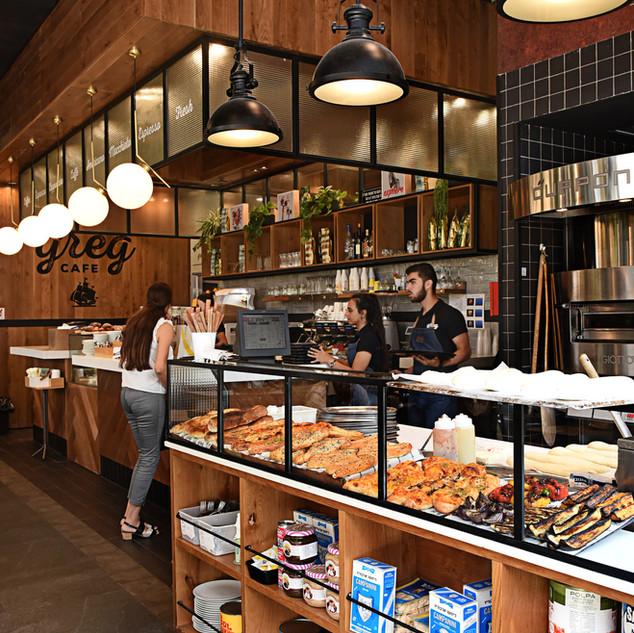 קפה גרג- מרכז ביג פאשן, נצרת