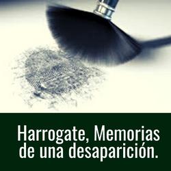 Harrogate, Memorias de una desaparición