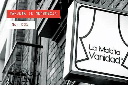Membresía de La Maldita Vanidad Teatro
