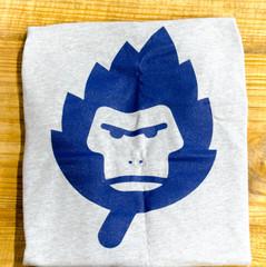 Gray Hop Head T-shirt