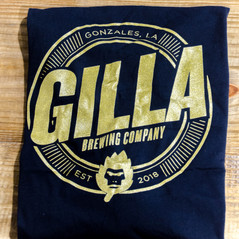 Black Gilla Logo T-shirt