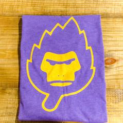 Purple Hop Head T-shirt
