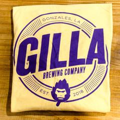 Yellow Gillo Logo T-shirt