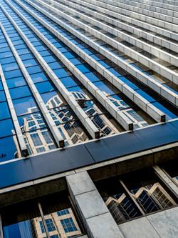 Skyscraper Reflection, Seattle