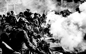 SPD-YLF Battle - July 25