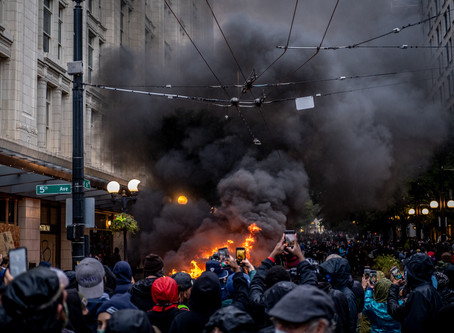 Did The Seattle Police Actually Instigate The Vandalism That Occurred At The George Floyd Protests?