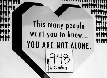 Monday Pic: You Are Not Alone