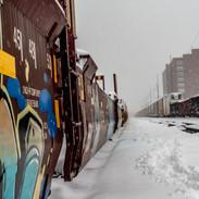 SoDo Railway Yard, Seattle