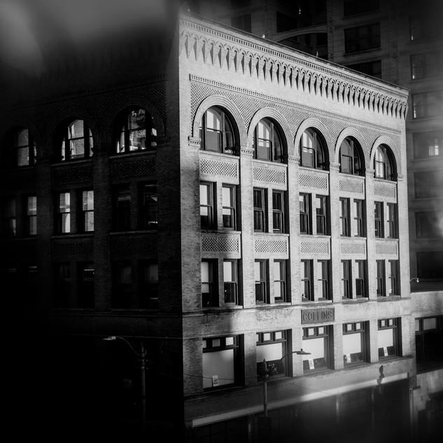 Building Front - Seattle