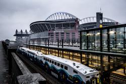 Stadium and SoDo Train Station, Seattle