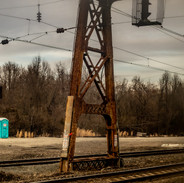 Toilet and Tracks - Delaware