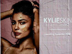 Kylie Jenner Ad, Seattle