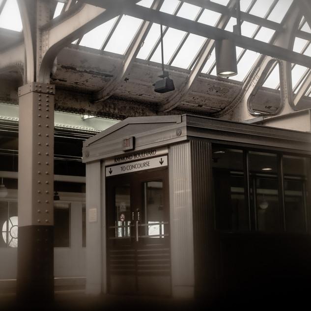 Train Depot - Newark, NJ