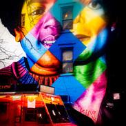 Mural & Van - East Village