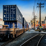 Seattle SoDo Railyards, 2020