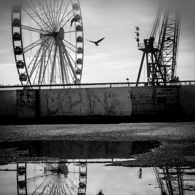 Great Wheel & Cranse - Seattle