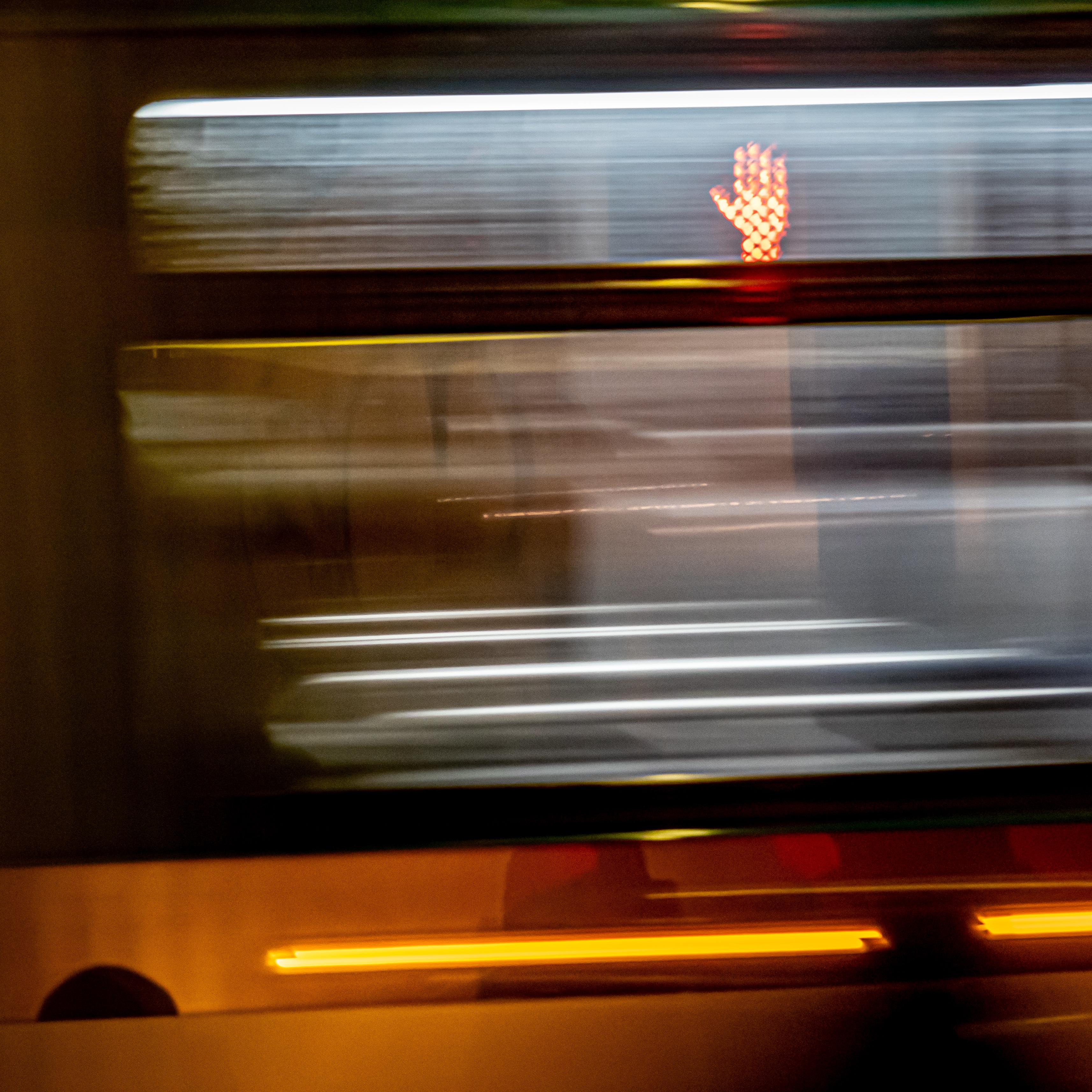 Hand & Passing Bus