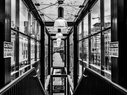 SoDo Train Station Stairwell, Seattle