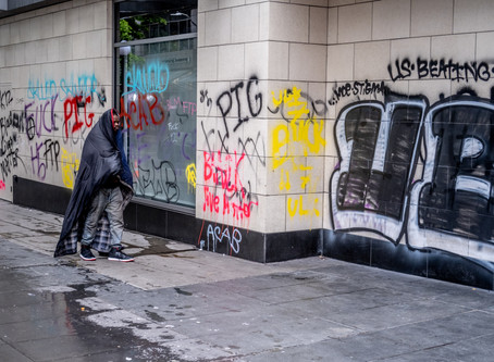 Seattle's May 30 George Floyd Protest: Images of the Morning After