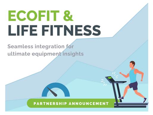 Ecofit and Life Fitness Partner on Fitness Equipment Management Platform Integration