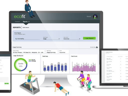 Ecofit Builds Highly Intelligent Solutions for the Fitness Industry with AWS IoT