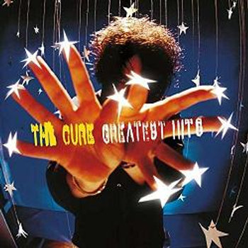 The Cure Greatest Hits Limited Gatefold 180gram Heavyweight Vinyl 2LP Set + Down