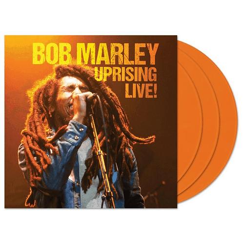 Bob Marley Uprising Live! Limited Orange