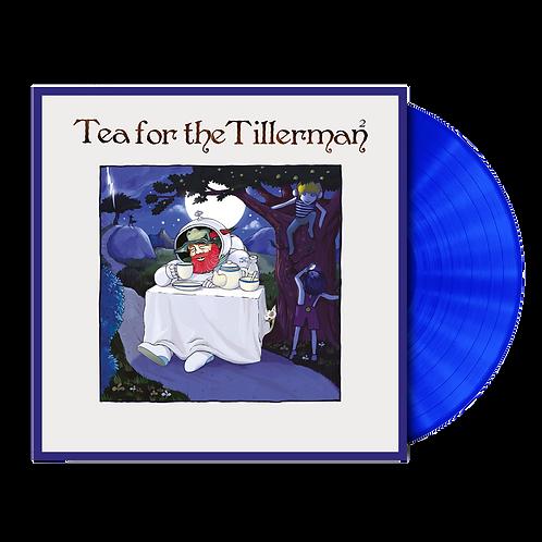 Cat Stevens & Yusuf Tea For The Tillerman 2 Blue Vinyl