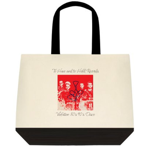 Violation Tote Bag Event Bag