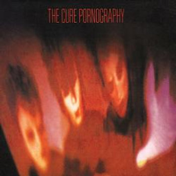 The Cure Pornography Limited Vinyl LP