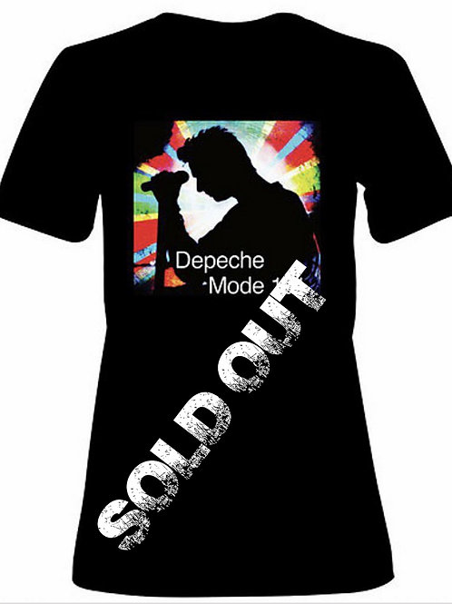 Depecheuk Ladies 101 Tee Shirt Limited