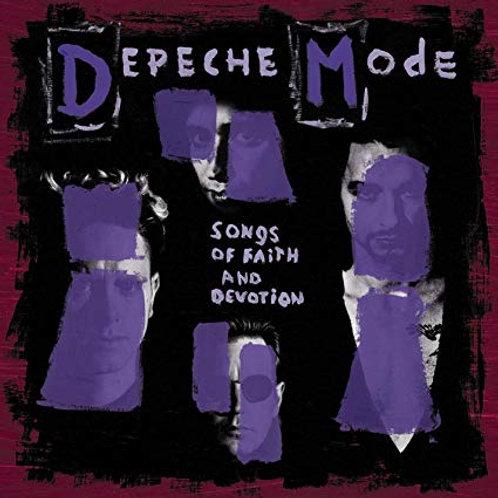 Depeche Mode Songs ofFaith & DevotionLimited Reissue 180gram Heavyweight Vinyl