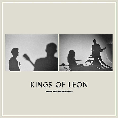 Kings of Leon When You See Yourself  Black vinyl