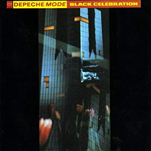 Depeche Mode Black Celebration Limited Reissue 180gram Heavyweight Vinyl LP