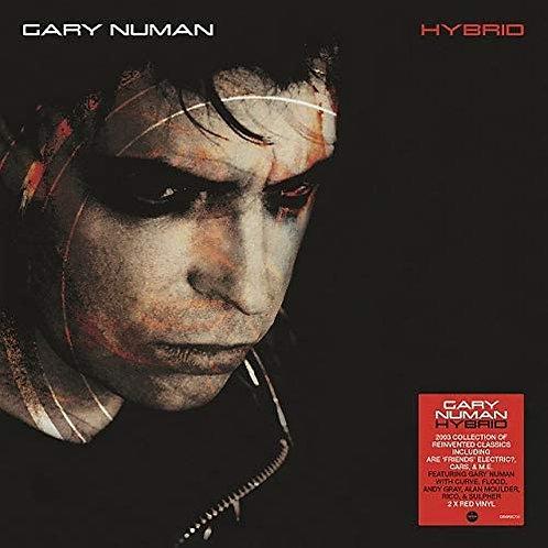 Gary Numan  Hybrid  Red Vinyl